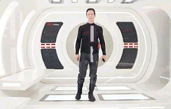 New favorite gif. Benedict dancing.