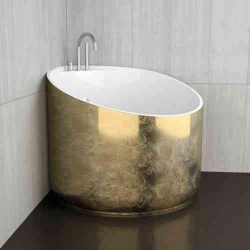 petite baignoire dangle pour salle de bain de luxe - Salle De Bain Petite Baignoire