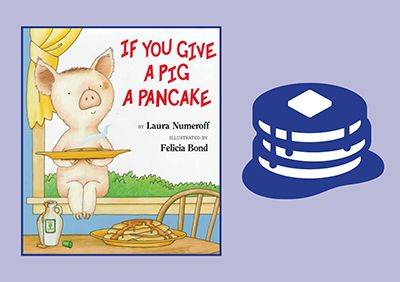 The pig from Laura Numeroff's If You Give a Pig a Pancake picture book will be at the library to listen to stories about food and farm animals. Be sure to stop by and say hello! Aboite – 7/13 10:30; Hessen Cassel 7/14 10:30; Georgetown 7/17 10:30; Little Turtle 7/17 7:00; Waynedale 7/18 10:30; Tecumseh 7/19 2:00; Main 7/20 10:30 or 2:30; and Woodburn 7/21 10:30.