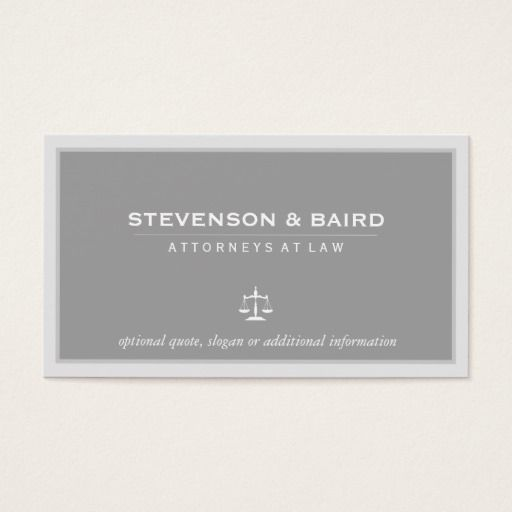 274 best attorney business cards images on pinterest lyrics attorney elegant business card colourmoves