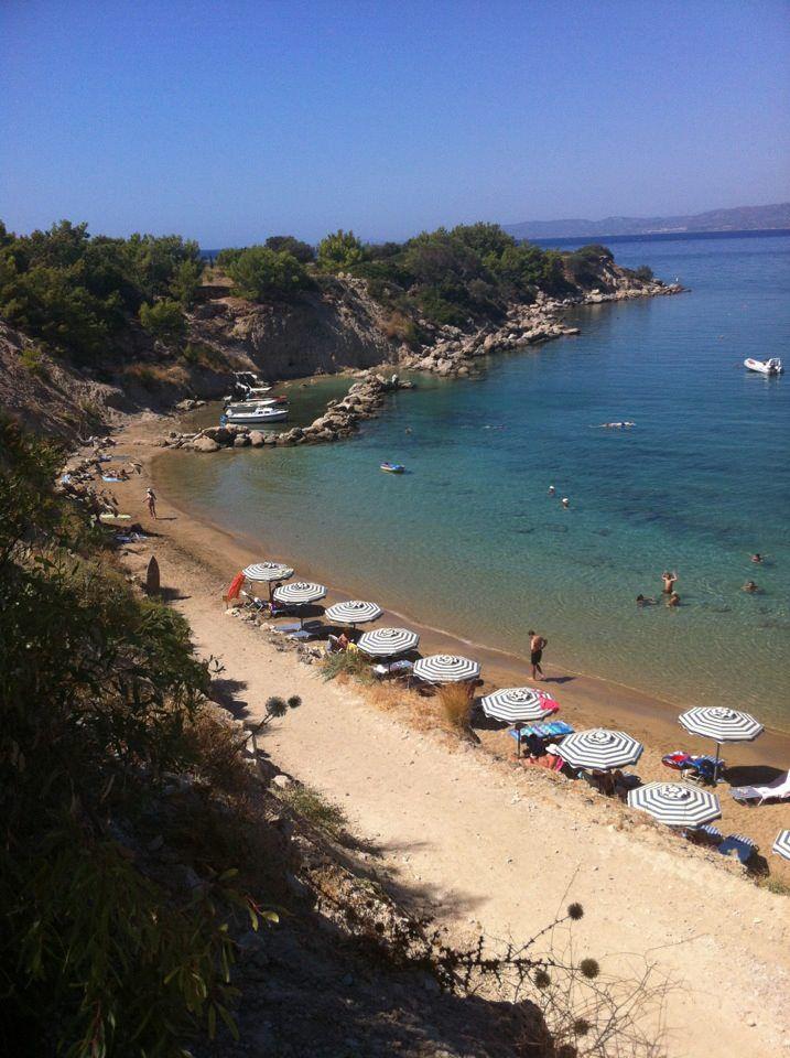 Pefkos Rhodes Greece Tourist Guide