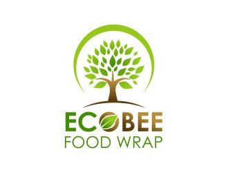 ECOBEE food wrap logo design - 48HoursLogo.com