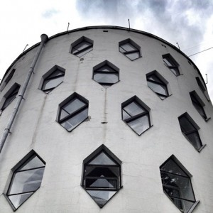 Melnikov House at risk of collapse, warn  architects and heritage experts, Moscow