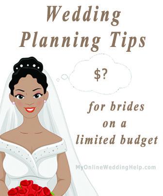 Ideas For Wedding Savings On A Limited Budget Myonlineweddinghelp