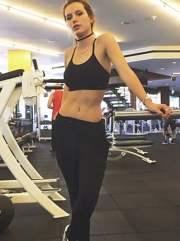 Bella Thorne Shares Her Favorite Tip for Getting Long, Lean Muscles http://greatideas.people.com/2016/04/01/bella-thorne-favorite-workout-tip/