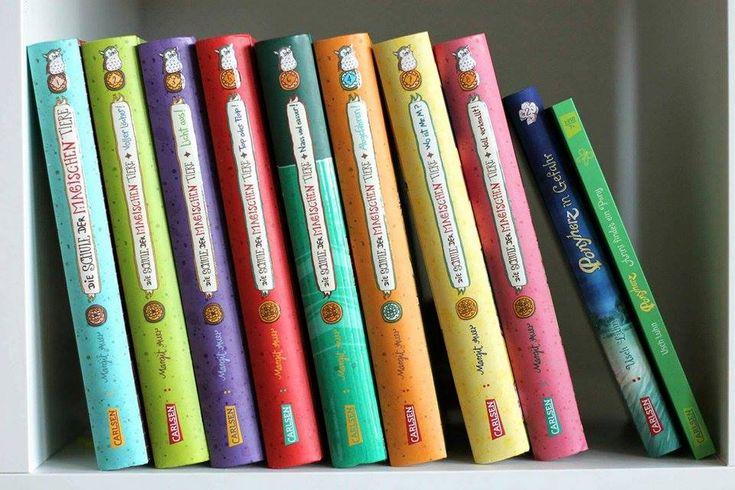 CASTLEMAKER Lifestyle-Blog - Die Schule der magischen Tiere - Lesetipp Grundschule
