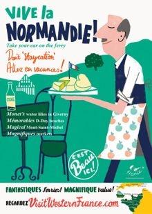 Vive la Normandie!