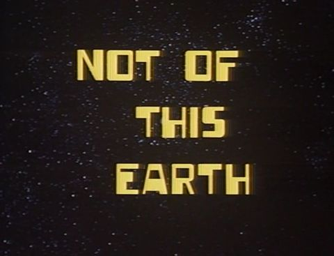 please!Earth 1988, Quotes, Favorite Texts, Scifi Fans, Lil Things, The Twilight Zone, Scifi Serious, Sci Fi, Classic Scifi