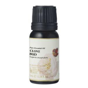 Ausganica Organic Clove Bud Essential Oil -10ml - VEGAN FRIENDLY - CRUELTY FREE