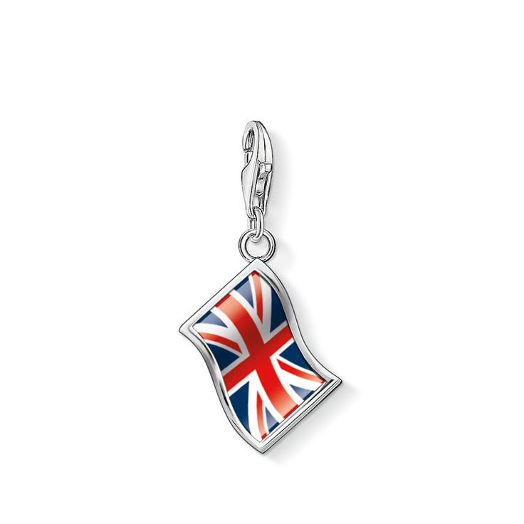 "Charm ""Flag"" – 1166 – Charm Club – THOMAS SABO"