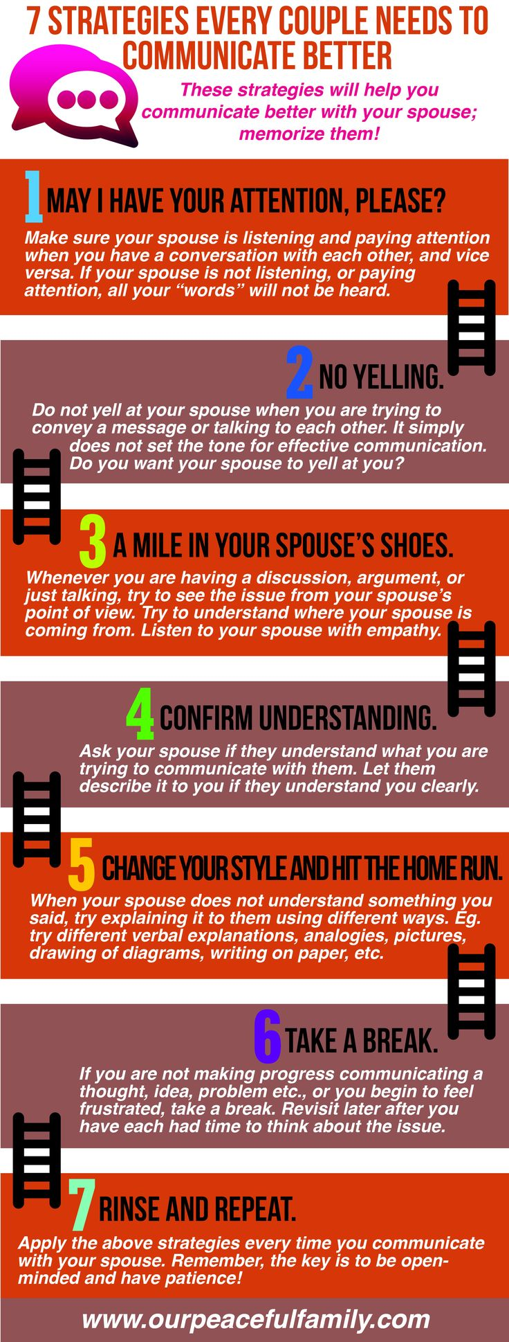 7 ways to improve communication in marriage #marriagetips #marriage #communication