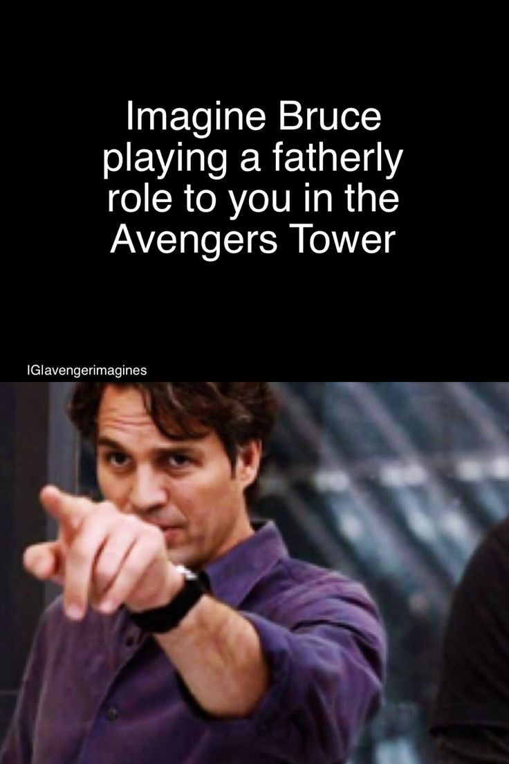 Yes!! Bruce would be my dad, Wanda my bff, and Bucky and Steve my best guy friends! Also, Loki my secret best friend.