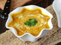 Sütőtökös, Kókuszos Curry Leves