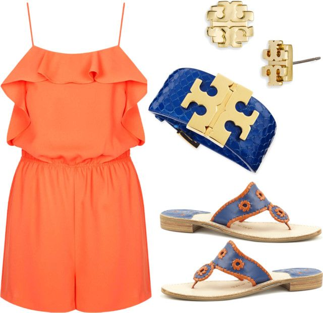 College Football Season is coming | Gator Gameday Outfit
