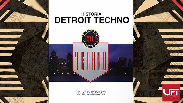 Historia Techno Detroit http://unitedfortechno.tumblr.com/