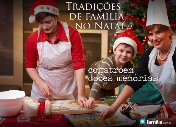 Dicas de tradições para a véspera de Natal