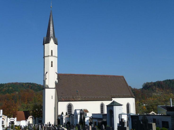 Vilshofen an der Donau, Friedhofskirche St. Barbara
