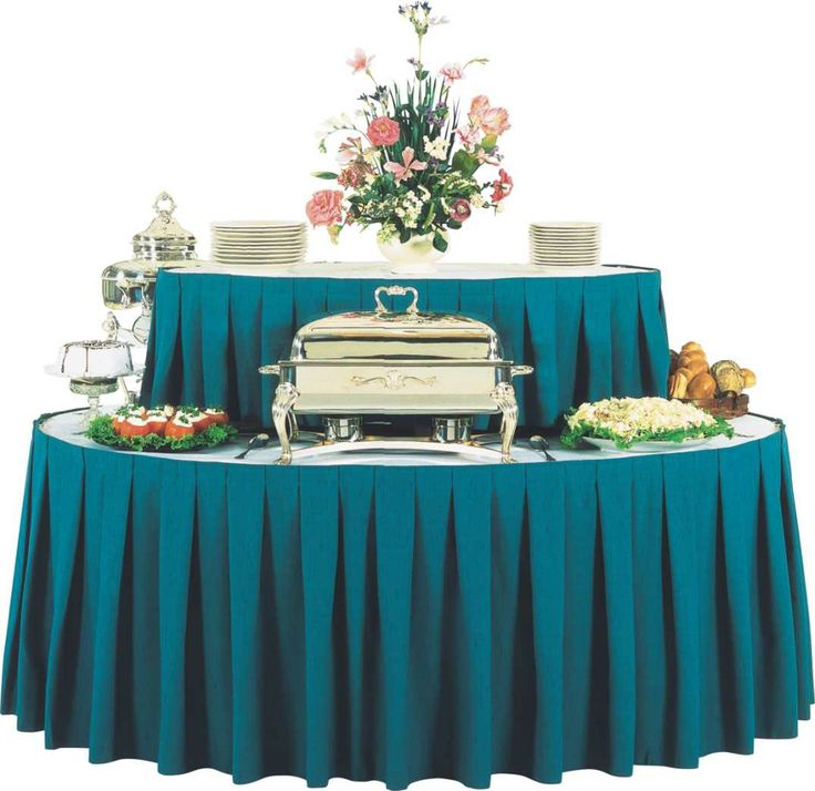 Genial The Uses For Table Skirting Are Virtually Limitless U2014 Registration Tables,  Buffet Lines, Meetings