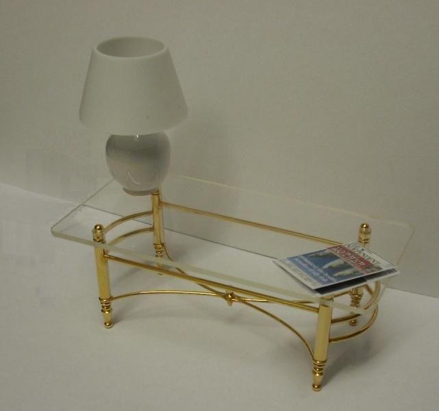 elf furniture. glasstopped coffee table elf miniatures elf furniture r