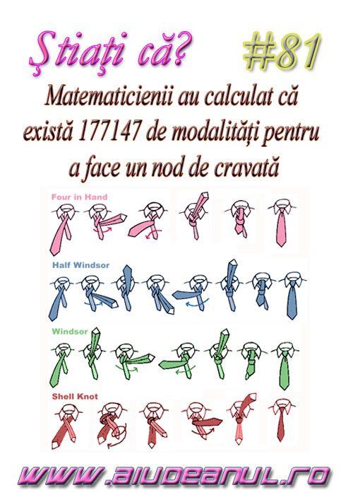 Ştiaţi că? #81 - PORTAL WEB AIUD