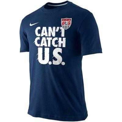 Nike USA World Cup Soccer T-Shirt