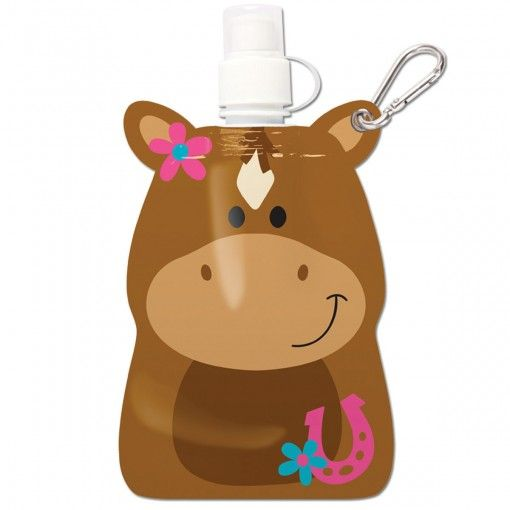 Horse Little Squirt Possum Pie Stephen Joseph Arts and Crafts, Gifts and Toys, Bags and Backpacks