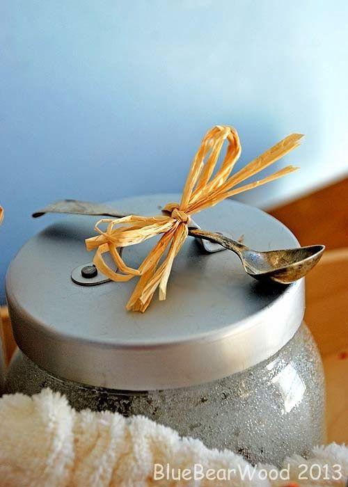 Blue Bear Wood: Gift Idea: Homemade Pamper Hamper (Beauty Hamper)