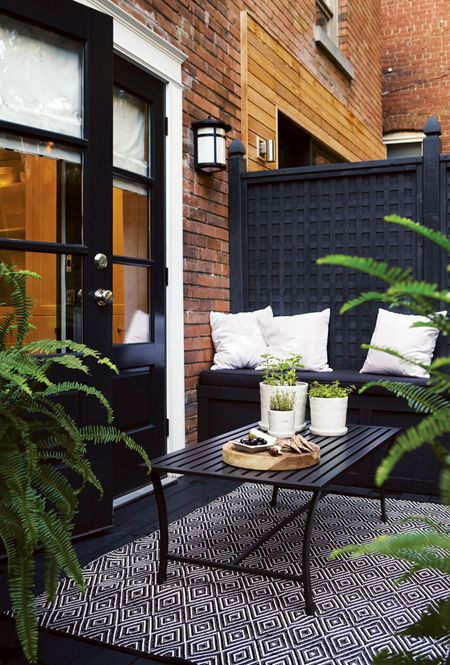 Best 25+ Small Outdoor Spaces Ideas Only On Pinterest | Small Gardens, Small  Patio Decorating And Apartment Patio Decorating Part 96