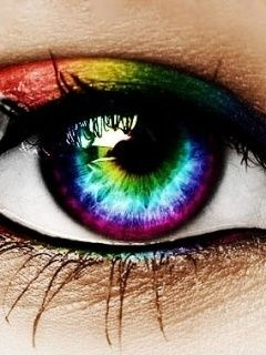 Eye photo- this is some great editing.  I love the shades of the eye. Gorgeous!