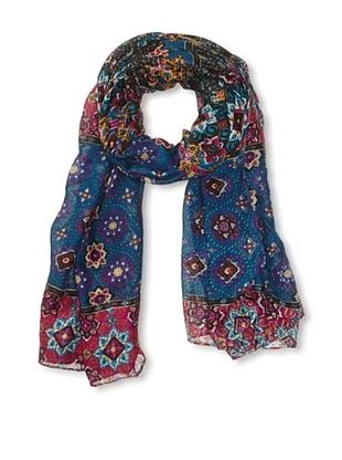 58% OFF Jules Smith Women's Kaleidoscope Scarf, Multi