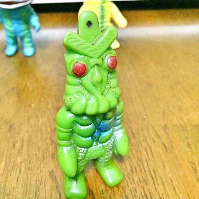 ニッコー玩具製 ウルトラ怪獣ペンダント バルタン星人