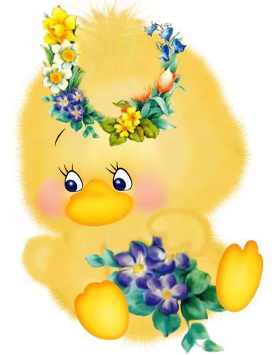 free easter flower clip art - photo #29