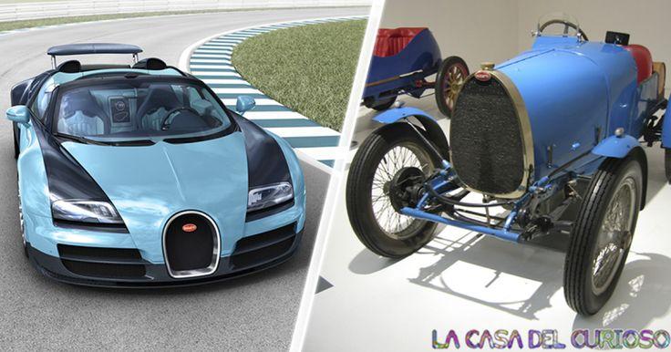 Así fueron los primeros modelos de los autos más lujosos del mundo ¡Algunos son mejores que los nuevos!