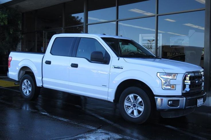 2016 Ford F-150 SuperCrew 4x2 @ Downtown Ford Sales