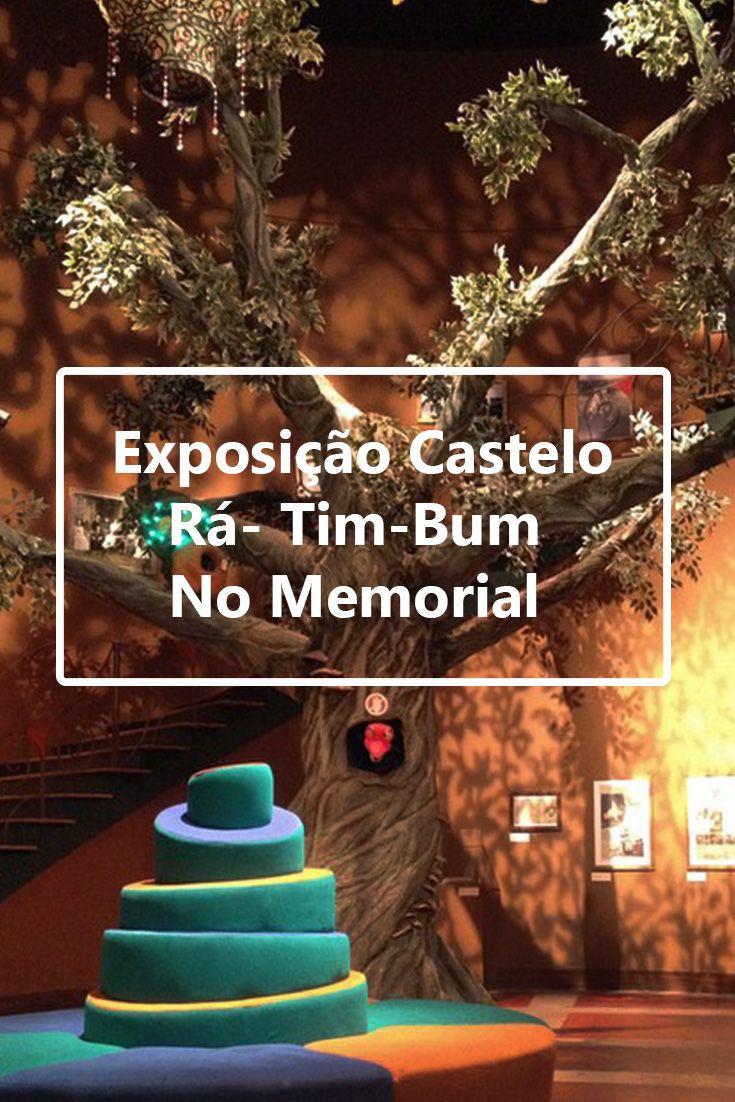 """A exposição, da série de tv """"Castelo Rá-Tim-Bum"""", que foi sucesso em 2015 no MIS (Museu da Imagem e do Som), em São Paulo, e no CCBB (Centro Cultural Banco do Brasil), no Rio de Janeiro, está contando com o mesmo sucesso em um novo local: Memorial da América Latina. Vamos te contar todas as novidades !  https://umaviagemdiferente.com/2017/04/16/exposicao-o-castelo-ra-tim-bum-abriu-as-portas-novamente-em-sao-paulo/"""