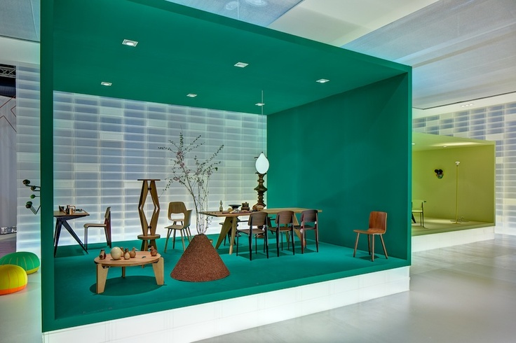 Vitra Showcase New Products at Salone del Mobile 2013