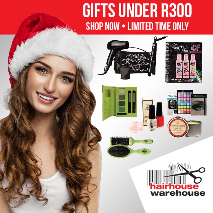 Can you sense it? The Christmas shopping frenzy is buzzing in the air! Avoid the madness and get your loved ones gifts ONLINE for under R300! https://www.hairhousewarehouse.co.za/great-gifts/stocking-stuffers-under-r300?utm_source=facebook&utm_medium=social&utm_campaign=organic-post&utm_content=facebook_social_organic-post_xmas-3-gifts-under-r300 #christmasshopping #christmasiscoming #giftsforhim #giftsforher