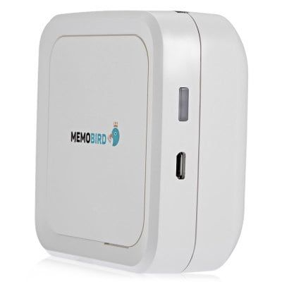 MEMOBIRD G3 Lovely Picture Pocket Wireless WiFi Printer