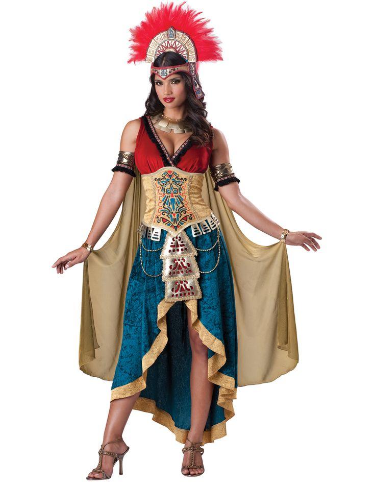 Fabuleux Plus de 25 idées uniques dans la catégorie déguisement Reine maya  MM16
