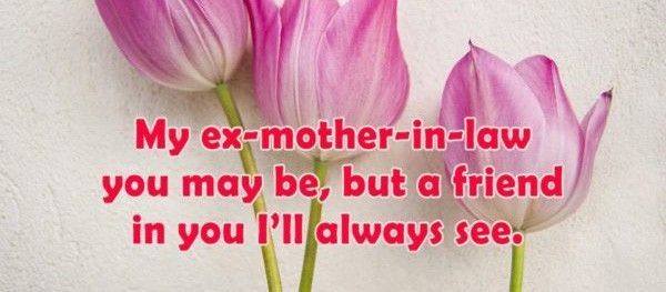 Best Mother In Law Birthday Quotes: 17 Best Mother In Law Quotes On Pinterest