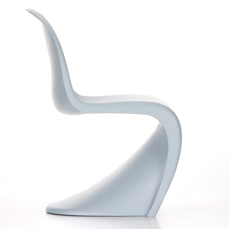 Panton Chair White  by Verner Panton I have wanted this chair for ten years at least. Love it!