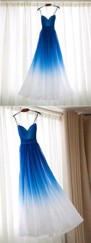 Spaghetti Straps A-Line Prom Dresses,Long Prom Dresses,Green Prom Dresses, Evening Dress Prom Gowns, Formal Women Dress,Prom Dress