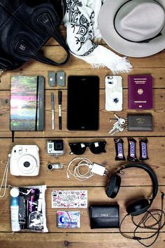 Travel essentials! From @Teetharejade . #passporter
