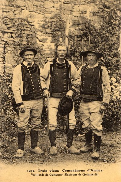 France, Brittany, early 20th century