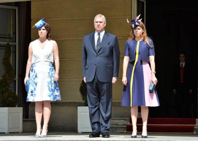 Beatrice ed Eugenie, principesse di York e regine di look sbagliate