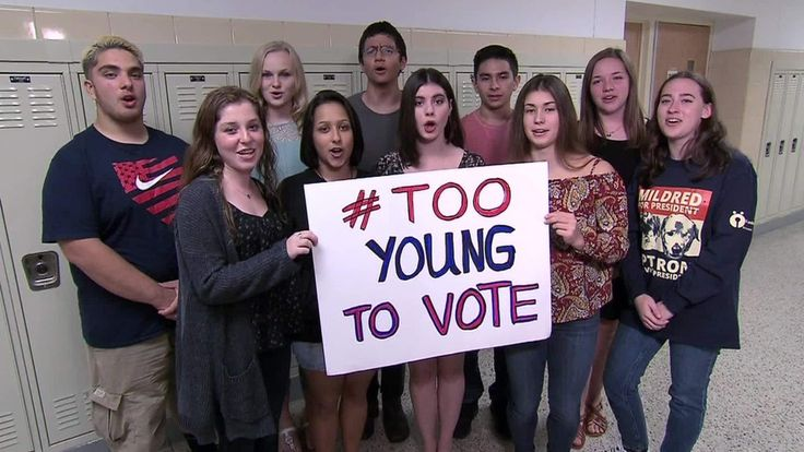 It may be one week until Election Day, but students across the country have already cast their ballots in a mock election and predicted a winner in the presidential campaign.