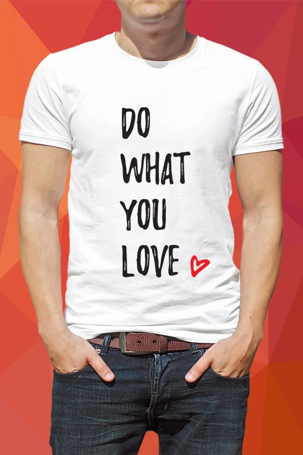 Do What You Love, Love What You Do T-shirt - https://www.sunfrog.com/121837966-634558987.html?68704 #tshirts #tees