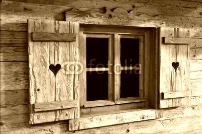 fototapete bauernhof fenster h tte schuppen nostalgie pixteria haus terrasse. Black Bedroom Furniture Sets. Home Design Ideas
