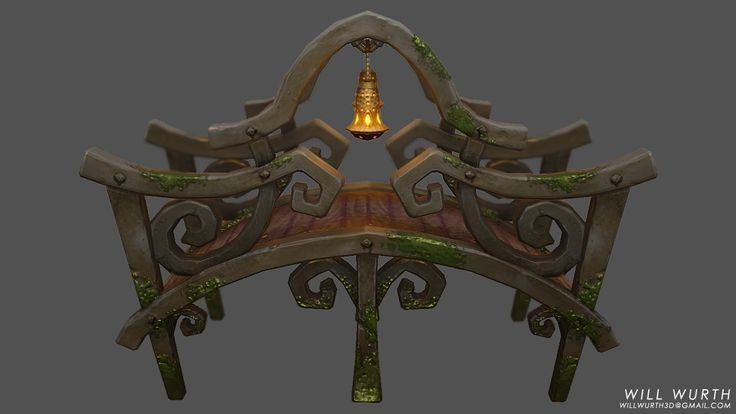 Torchlight Estherian Bridge fanart, Will Wurth on ArtStation at…