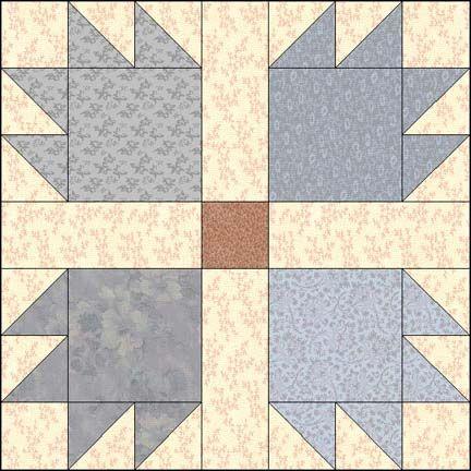 313 best Bear paw quilts images on Pinterest   Bear claws, Kittens ... : bear paw quilt pattern - Adamdwight.com